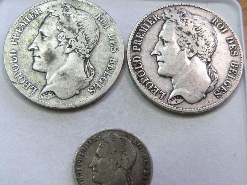 Vendre pièces de monnaie