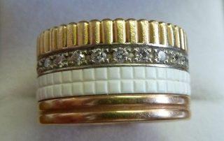 Vente bijoux or